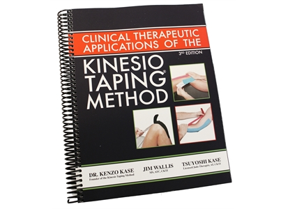 289963   Bok Kinesio Clinical Therapeutic Application book