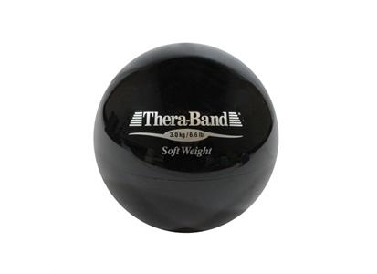 25860   Thera-Band SoftWeigth 3,0 kg sort